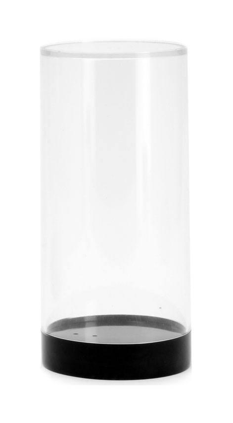 x_neca02117 NECA Originals Cylindrical Display Case for 3 3/4-inch Akciófigurához
