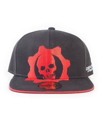 Gears Of War Baseball sapka - Red Helmet
