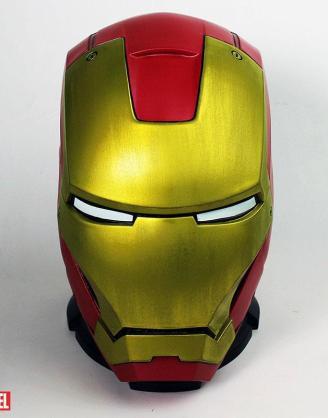 Marvel Comics Iron Man Persely - MKIII Helmet 25 cm