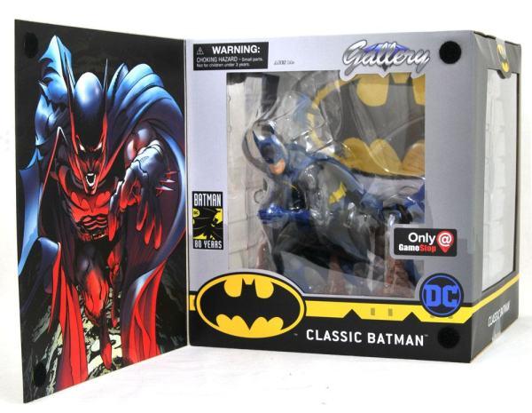 x_diammay189399 DC Comic Gallery PVC Szobor - Batman by Neal Adams Exclusive 28 cm