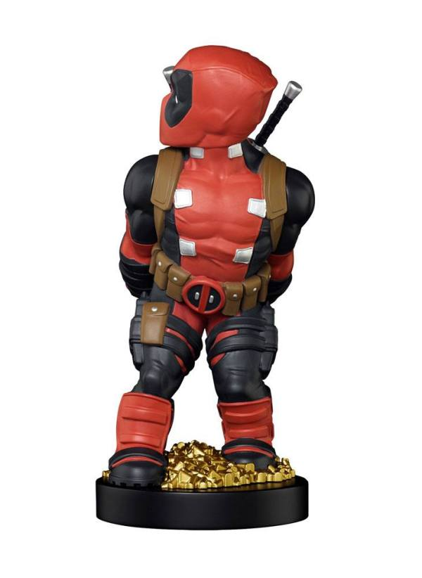 x_exgmer-2675 Marvel Cable Guy New Deadpool 20 cm