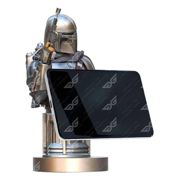 x_exgmer-2938 Star Wars The Mandalorian Cable Guy The Mandalorian 20 cm
