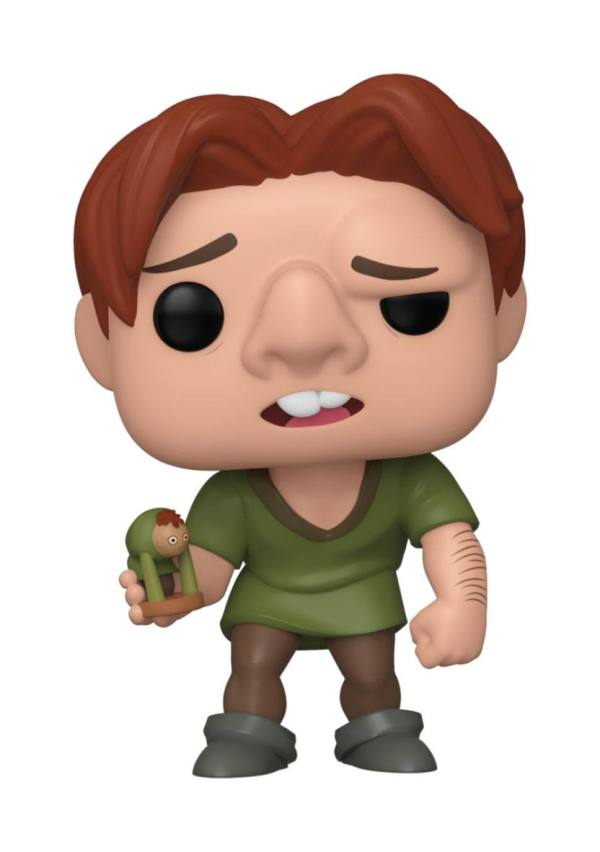 The Hunchback of Notre Dame Funko POP! Disney Vinyl Figura - Quasimodo 9 cm