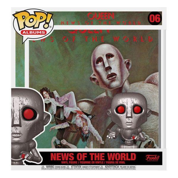Queen POP! Albums Vinyl Figure News of the World 9 cm - fk53081_a