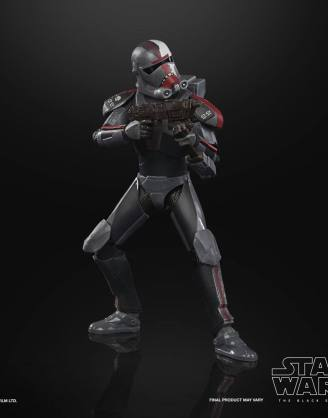 Star Wars Black Series Akciófigura - 2021 Wave 2 Bad Batch Hunter (The Clone Wars) - hase8908eu43_b