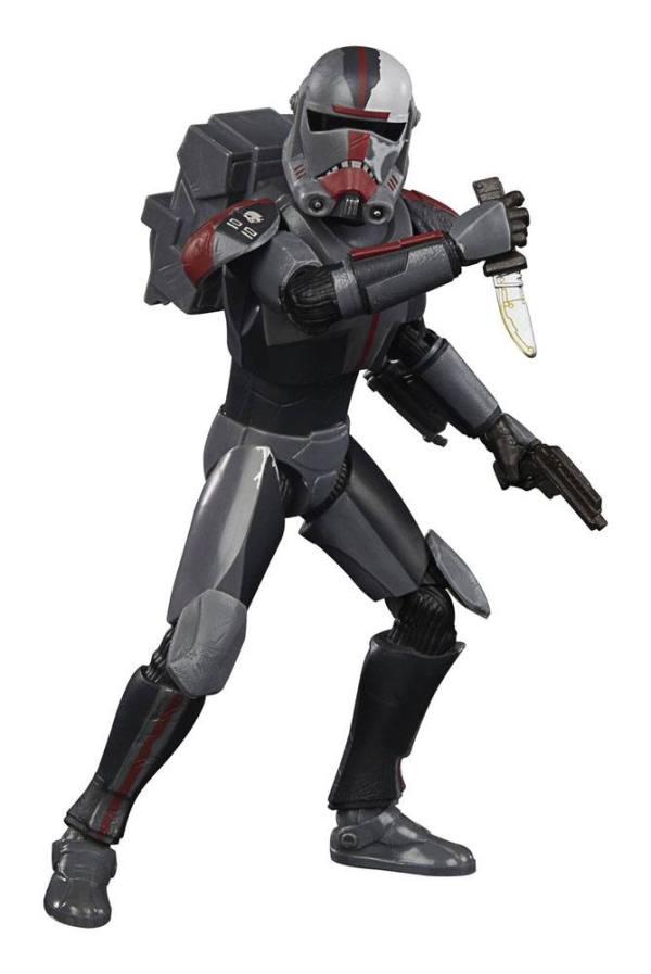 Star Wars Black Series Akciófigura - 2021 Wave 2 Bad Batch Hunter (The Clone Wars) - hase8908eu43_b