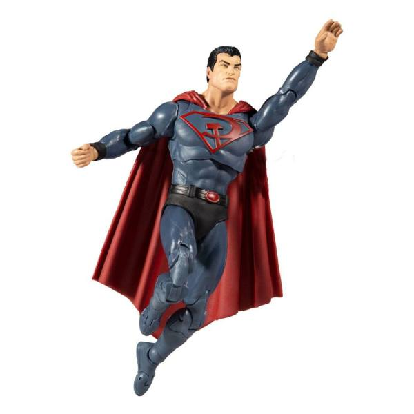 DC Multiverse Action Figure Superman: Red Son 18 cm - mcf15133-6
