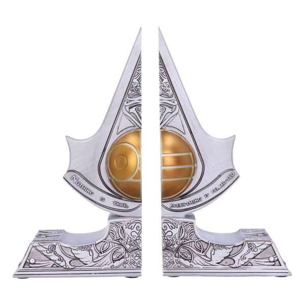 x_nemn-b5349s0 Assassin's Creed Bookends Apple of Eden