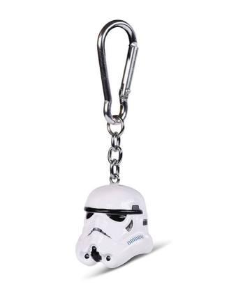 x_rkr39154 Star Wars 3D kulcstartó - Stormtrooper 4 cm