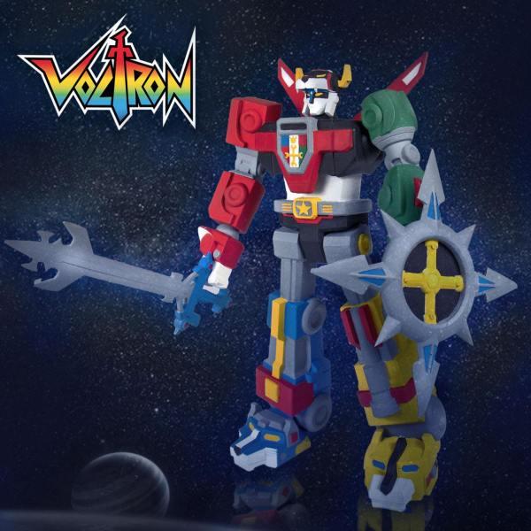 Voltron Deluxe Action Figure Voltron 18 cm - sup7-de-voltw01-vol-01