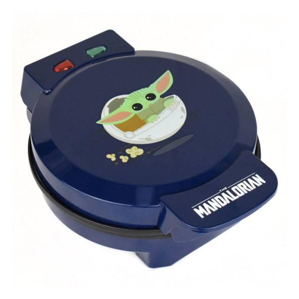 x_uncb11760 Star Wars The Mandalorian Waffle Maker The Child gofrisütő