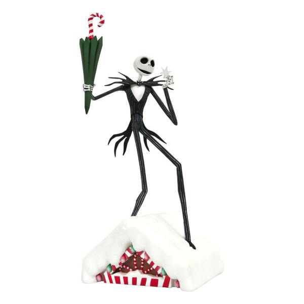 Nightmare before Christmas Gallery PVC Szobor - What Is This Jack 28 cm