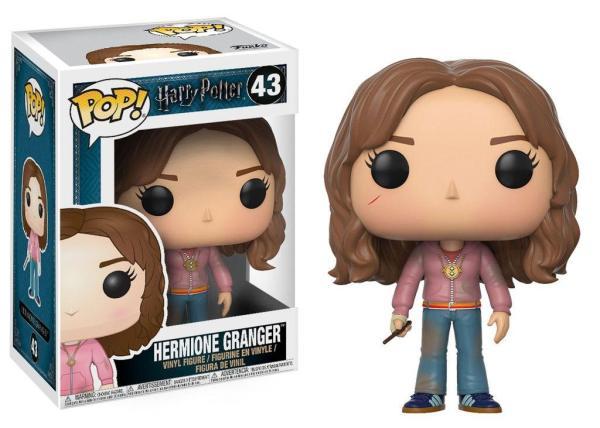 Harry Potter Funko POP! Vinyl Figura - Hermione with Time Turner 9 cm