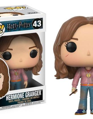Harry Potter Funko POP! Vinyl Figura - Hermione with Time Turner 9 cm