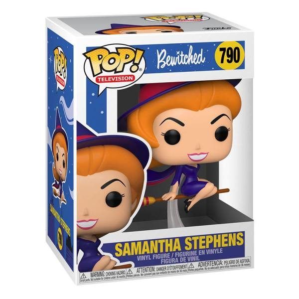 Bewitched POP! TV Vinyl Figure Samantha Stephens as Witch 9 cm - fk41035