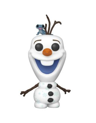 x_fk46585_a Frozen 2 POP! Disney Vinyl Figure Olaf & Bruni 9 cm