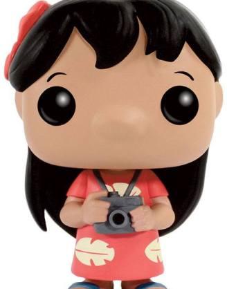 x_fk4672 Lilo & Stitch Funko Disney POP! figura - Lilo 9 cm
