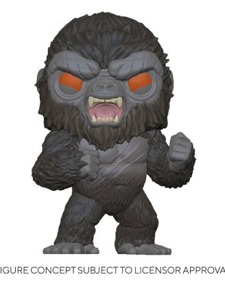 Godzilla Vs Kong POP! Movies Vinyl Figure Angry Kong 9 cm_fk50952