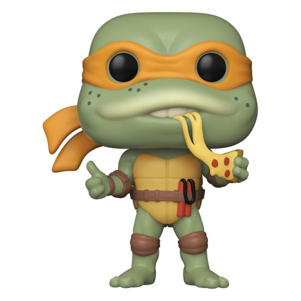 Teenage Mutant Ninja Turtles Funko POP! TV Vinyl Figura - Michelangelo 9 cm