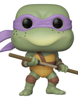 x_fk51434 Teenage Mutant Ninja Turtles Funko POP! TV Vinyl Figura - Donatello 9 cm