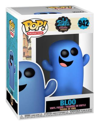 Foster's Home for Imaginary Friends POP! Television Vinyl Figure Bloo 9 cm - fk51645