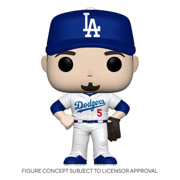 MLB POP! Sports Vinyl Figure Dodgers - Corey Seager (Home Uniform) 9 cm - fk54644