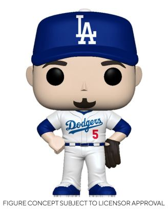 MLB POP! Sports Vinyl Figure Dodgers - Corey Seager (Home Uniform) 9 cm - fk54644