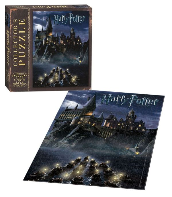 Harry Potter Collector's Jigsaw Puzzle - World of Harry Potter (550 db-os)