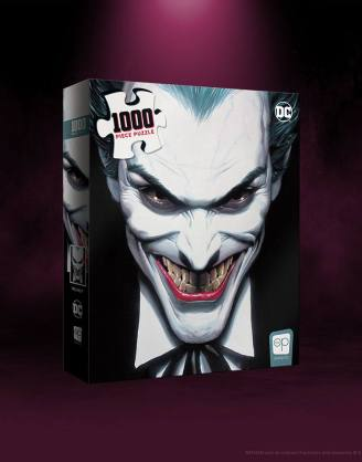 DC Comics Jigsaw Puzzle - Joker Clown Prince of Crime (1000 db-os)