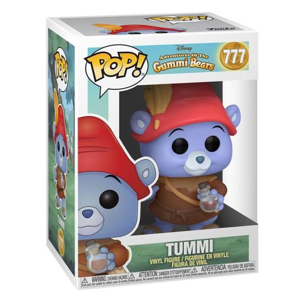 Adventures of Gummi Bears POP! Disney Vinyl Figure Tummi 9 cm_fk48093-rev1