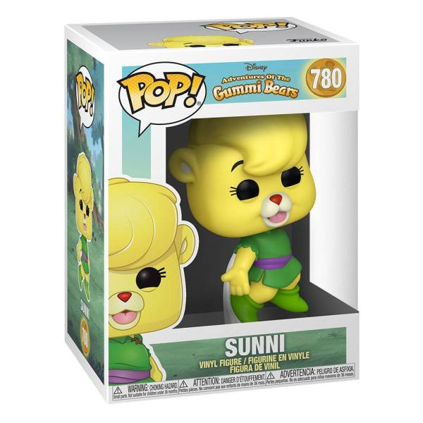 Adventures of Gummi Bears POP! Disney Vinyl Figure Sunni 9 cm_fk48096-rev1