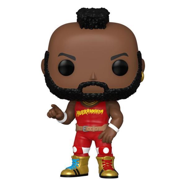 WWE Funko POP! Figura - Mr T 9 cm