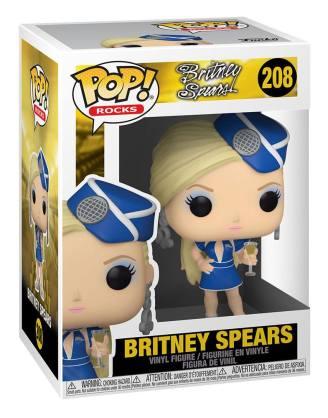Britney Spears POP! Rocks Vinyl Figure Stewardess 9 cm_fk52033