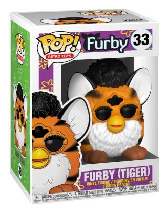 Furby POP! Vinyl Figure Tiger Furby 9 cm_fk52157