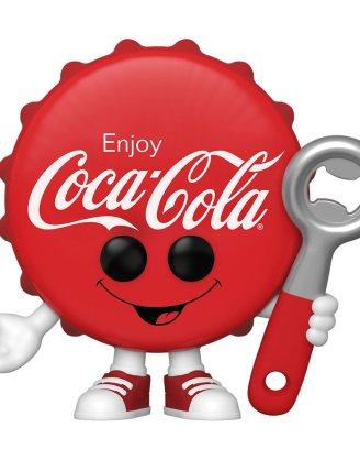 Coca-Cola Funko POP! Ad Icons Figura - Coca-Cola Bottle Cap 9 cm