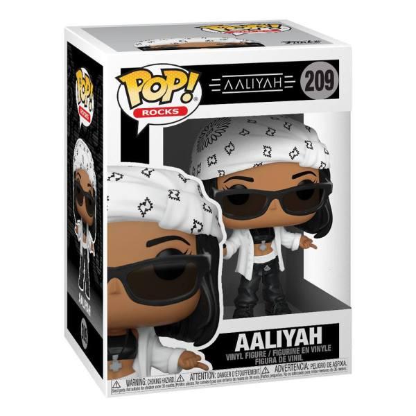 Aaliyah POP! Rocks Vinyl Figure Aaliyah 9 cm_fk54476