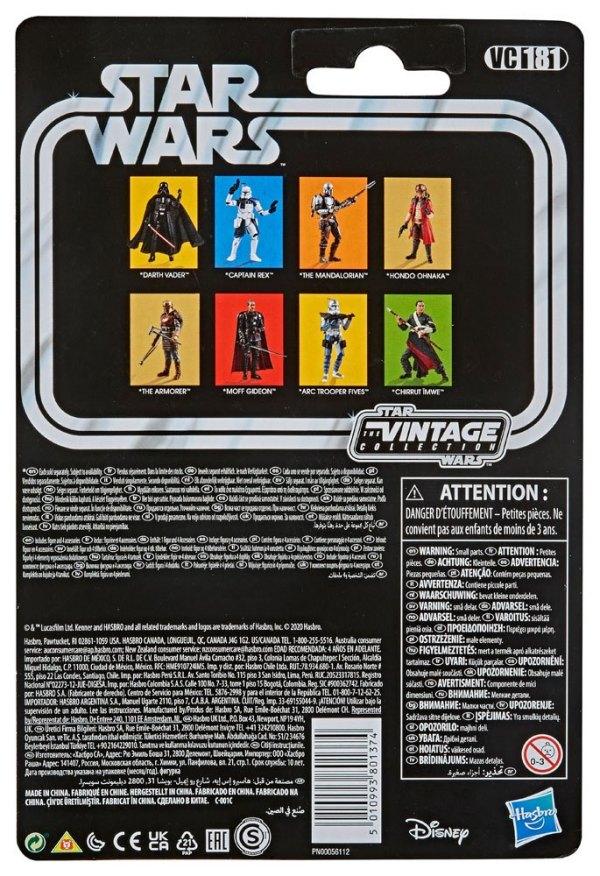 x_hasf1095 Star Wars The Mandalorian Vintage Collection Akciófigura 2021 - The Mandalorian 10 cm