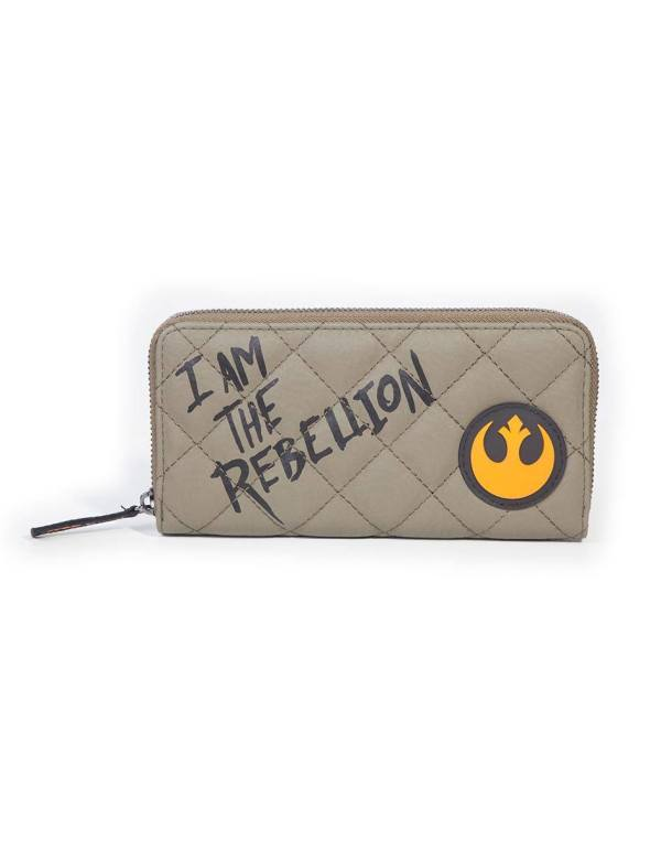 Star Wars Ladies Wallet / pénztárca - I Am The Rebellion