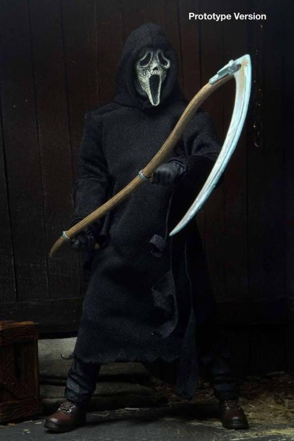 x_neca41372 Scream Akciófigura - Ultimate Ghostface 18 cm