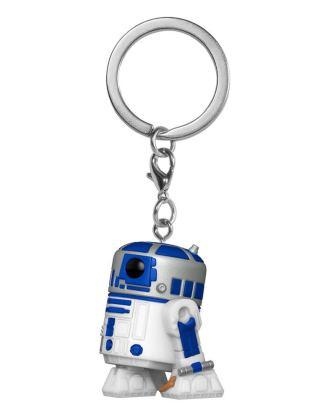 Star Wars Funko Pocket POP! Vinyl Keychains / kulcstartó - R2-D2 4 cm