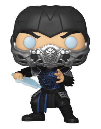 Mortal Kombat Movie POP! Movies Vinyl Figure Sub Zero 9 cm_fk53855