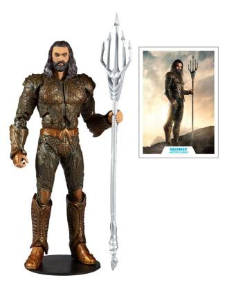 DC Justice League Movie Action Figure Aquaman 18 cm_mcf15091-9