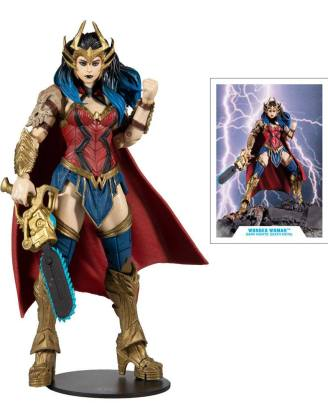 DC Multiverse Build A Action Figure Wonder Woman 18 cm