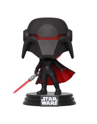 x_fk43574 Star Wars Jedi Fallen Order Funko POP! Games Vinyl Figura - Inquisitor 9 cm