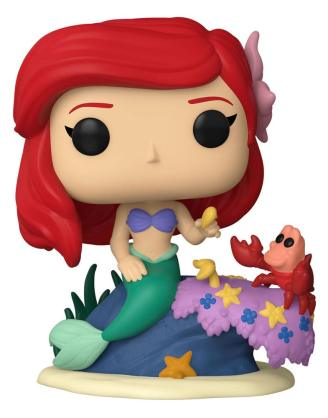 Disney: Ultimate Princess Funko POP! Disney Vinyl Figura - Ariel 9 cm
