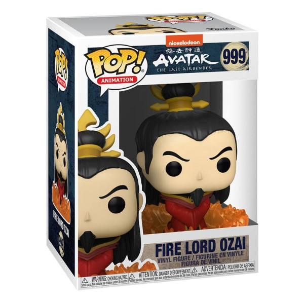 Avatar The Last Airbender POP! Animation Vinyl Figure Ozai 9 cm_fk56024