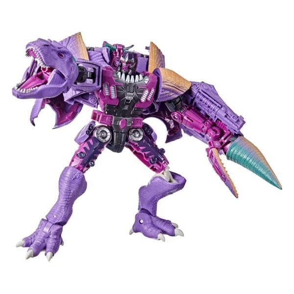 Transformers Generations War for Cybertron: Kingdom Leader Class Akciófigura - Megatron (Beast) 19 cm