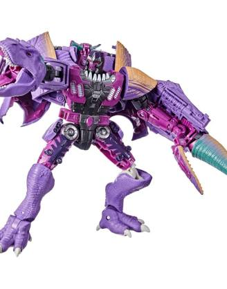 Transformers Generations War for Cybertron: Kingdom Leader Class Akciófigura - Megatron (Beast) 19 cm