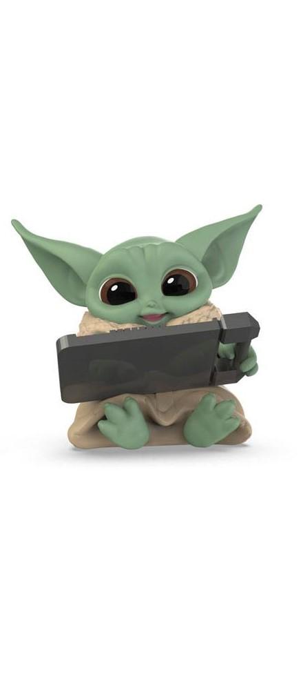 Star Wars Mandalorian Bounty Collection Figura - The Child Datapad Tablet