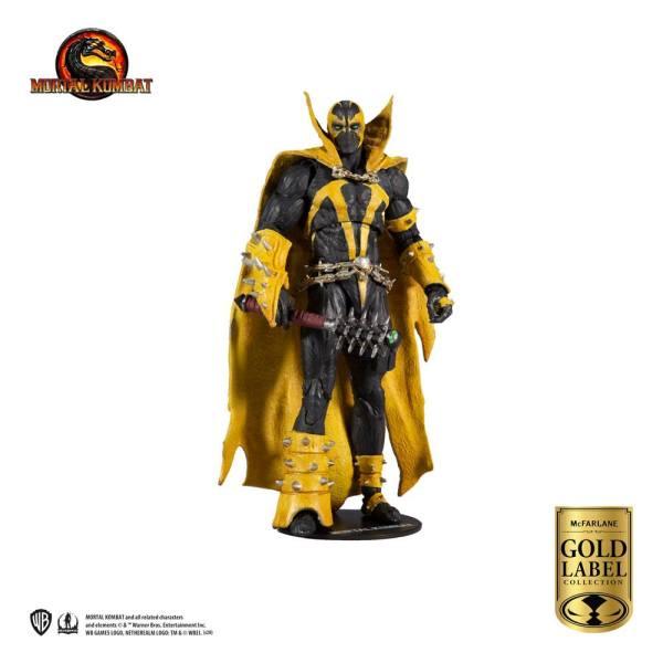 Mortal Kombat Action Figure Spawn (Curse of Apocalypse) (Gold Label Series) 18 cm_mcf11026-5